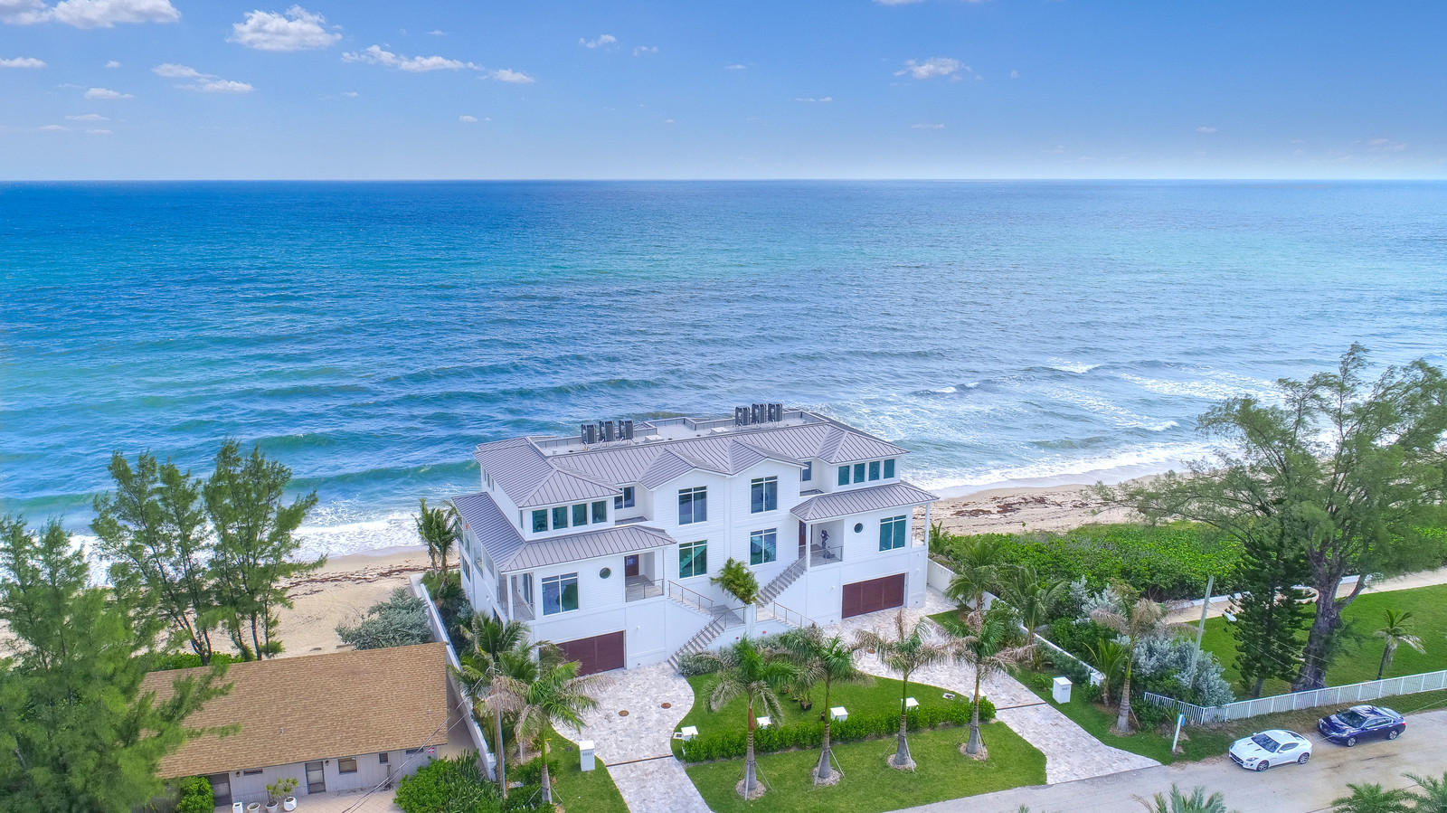 Home for sale in Palm Beach Shore Acres Ocean Ridge Florida
