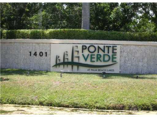 1401 Village Boulevard 622 West Palm Beach, FL 33409