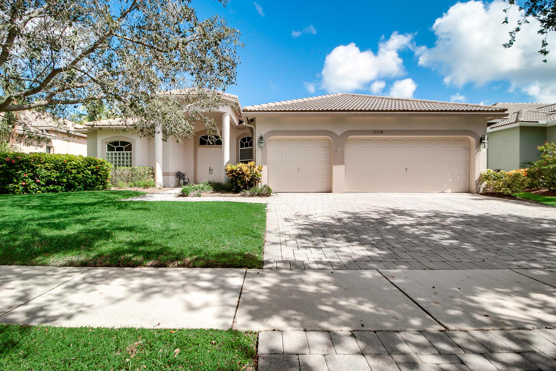 Home for sale in Oak Run Boynton Beach Florida