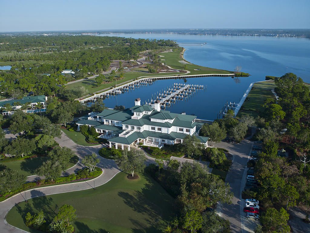 FLORIDIAN YACHT & GOLF CLUB PROPERTY