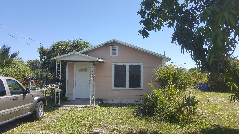 3708 Avenue K Avenue West Palm Beach, FL 33404
