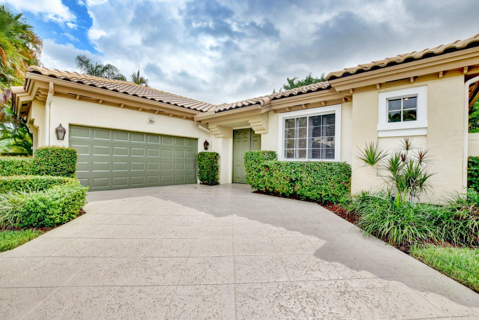 Home for sale in Santa Barbara Boca Raton Florida