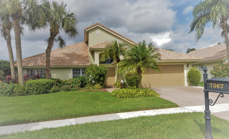 7367 Falls Road Boynton Beach, FL 33437
