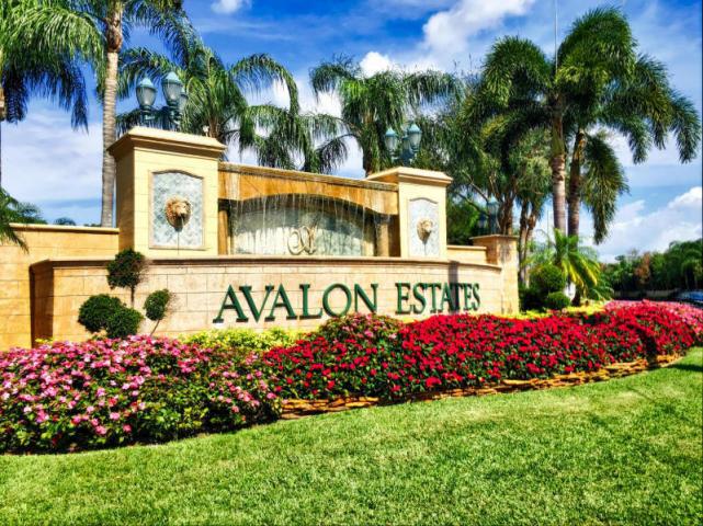 AVALON ESTATES home 12206 Blair Avenue Boynton Beach FL 33437