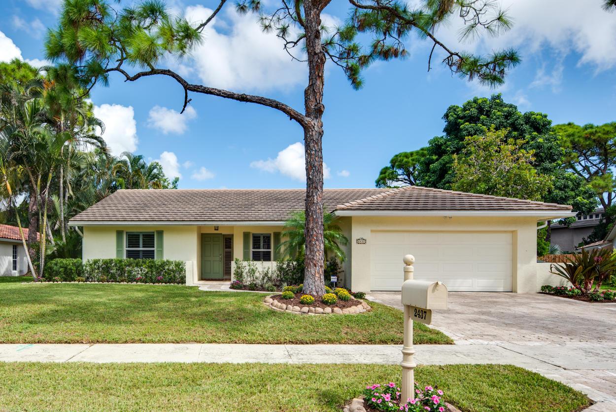 Home for sale in Timbercreek Boca Raton Florida