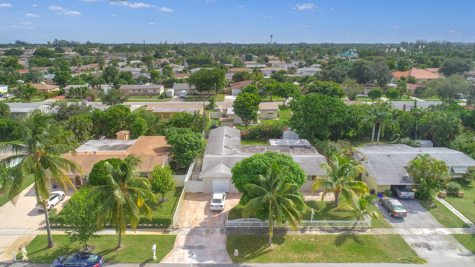 Home for sale in PALM SPRINGS VILLAGE PL 4 IN PB 25 PGS 78 & 79 Lake Worth Florida