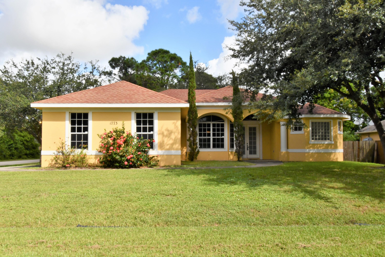 1773 SW Open View Drive, Port Saint Lucie, Florida