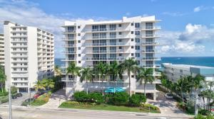 Property for sale at 704 N Ocean Boulevard Unit: 603, Pompano Beach,  Florida 33062