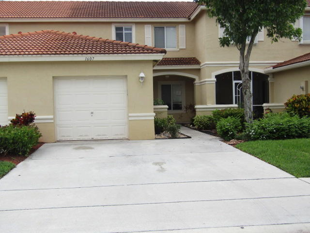 1607  Cetona Drive, Boynton Beach in Palm Beach County, FL 33436 Home for Sale