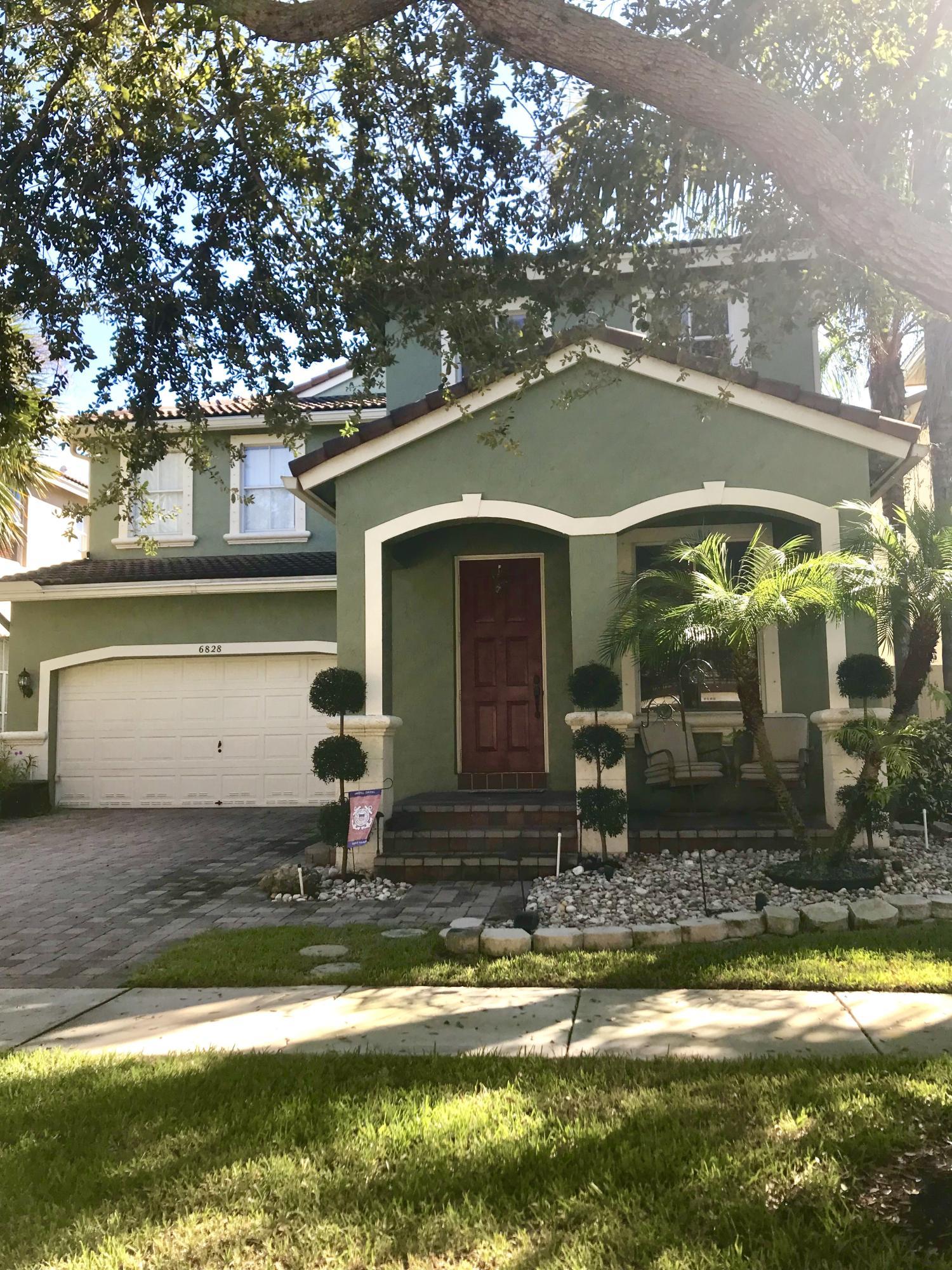 6828 Carolyn Way Lake Worth, FL 33463 photo 2