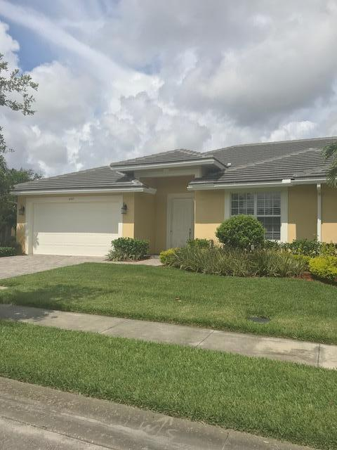 Home for sale in St Andrews Villa Homes Port Saint Lucie Florida