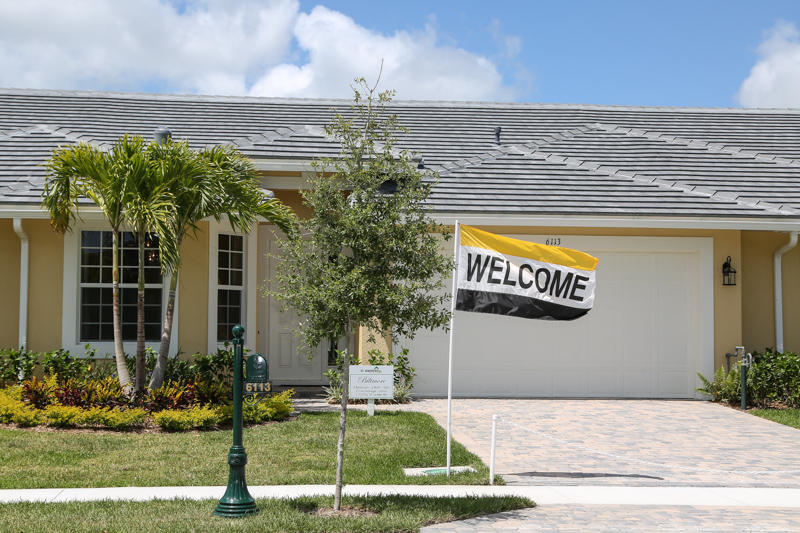 Home for sale in St Andrews Park Villa Homes By Tiffany Homes Port Saint Lucie Florida