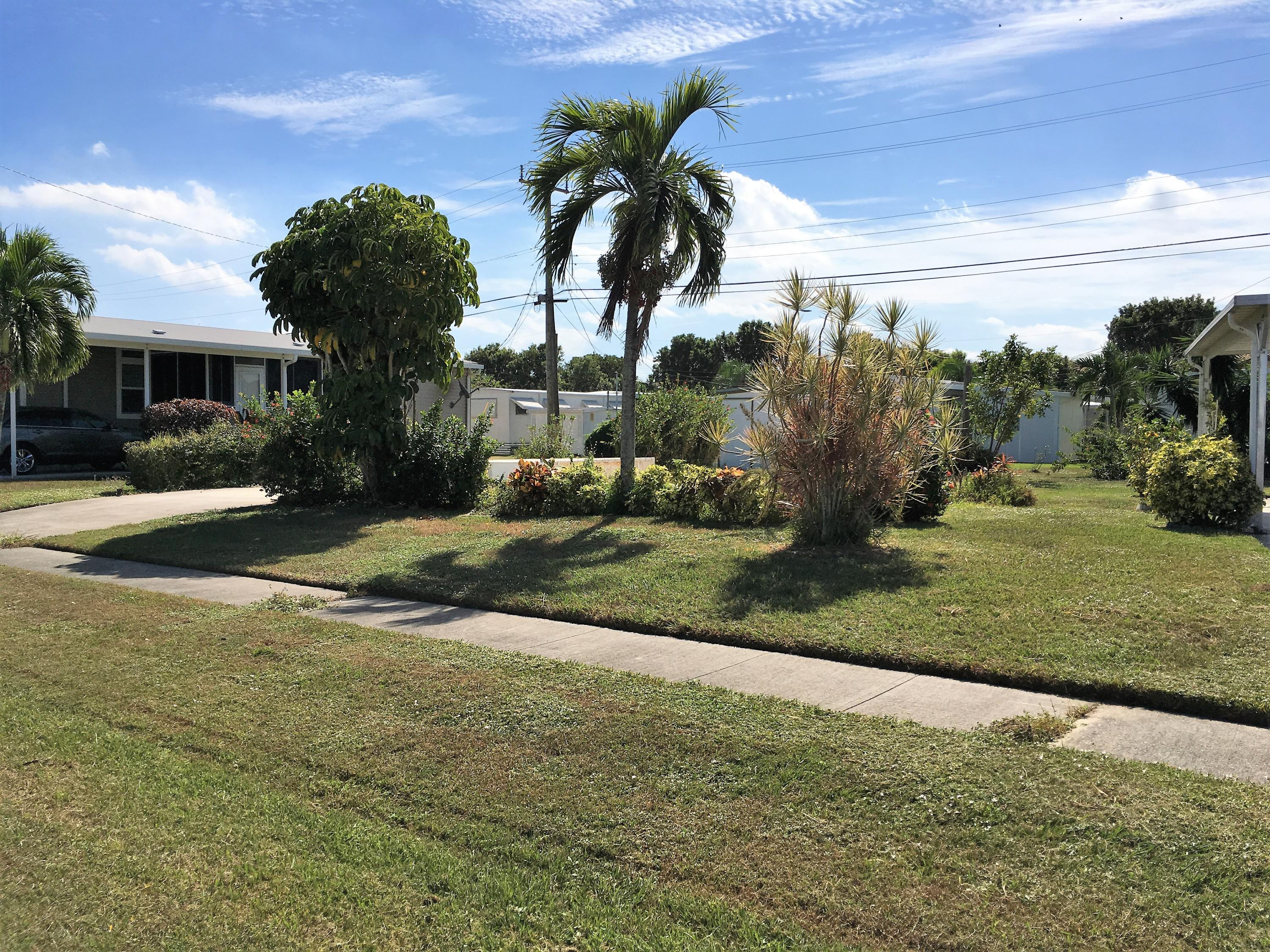 Home for sale in NORTHERN PINES MOBILE HOME PARK 1 Boynton Beach Florida