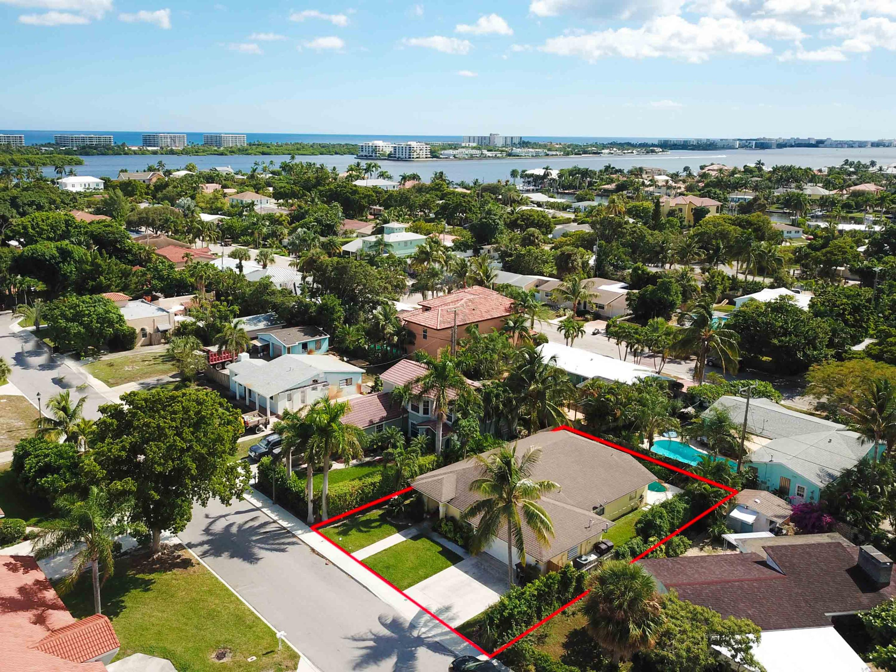 Home for sale in LAKE PLACE IN West Palm Beach Florida