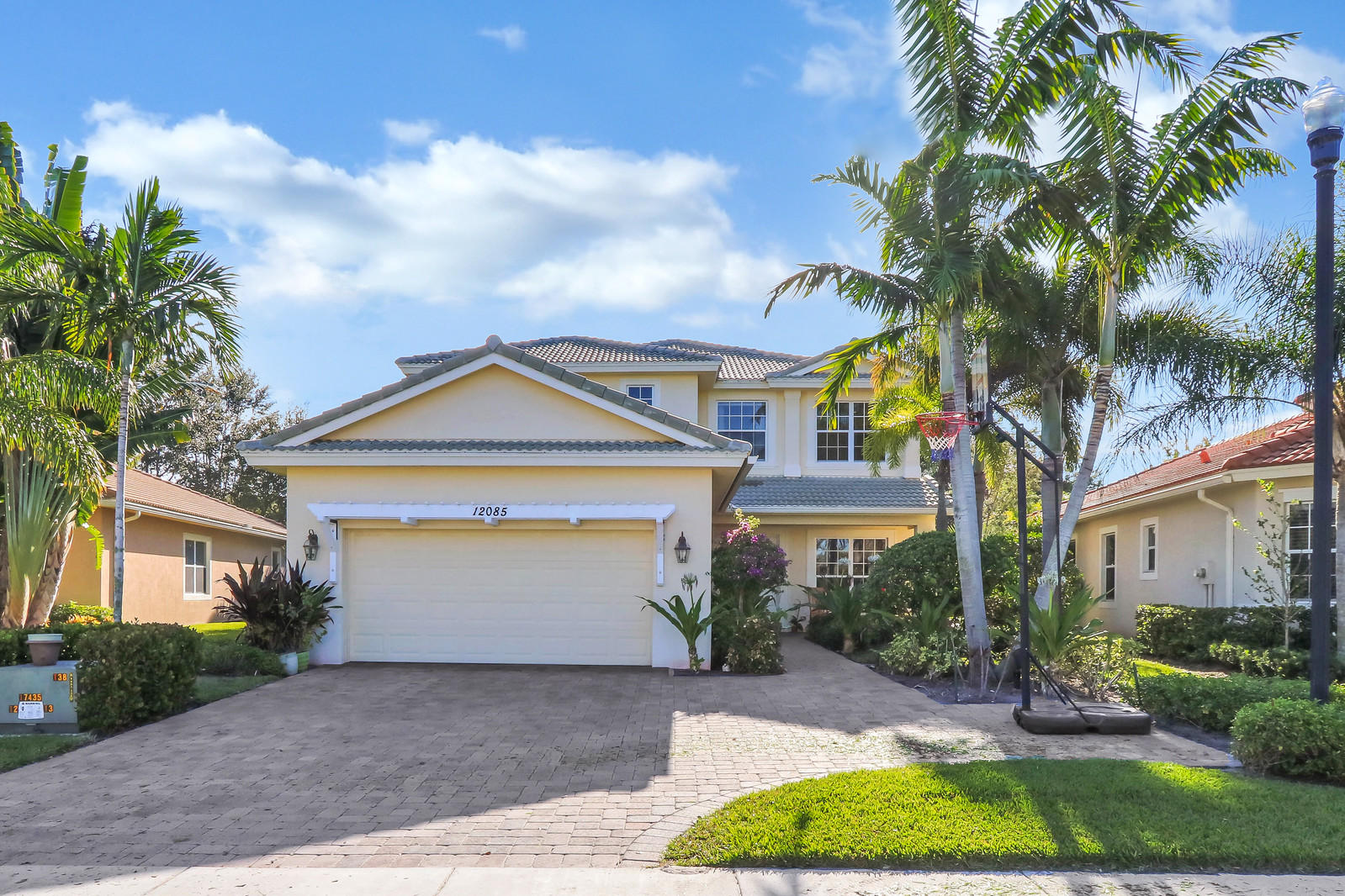 New Home for sale at 12085 Aviles Circle in Palm Beach Gardens