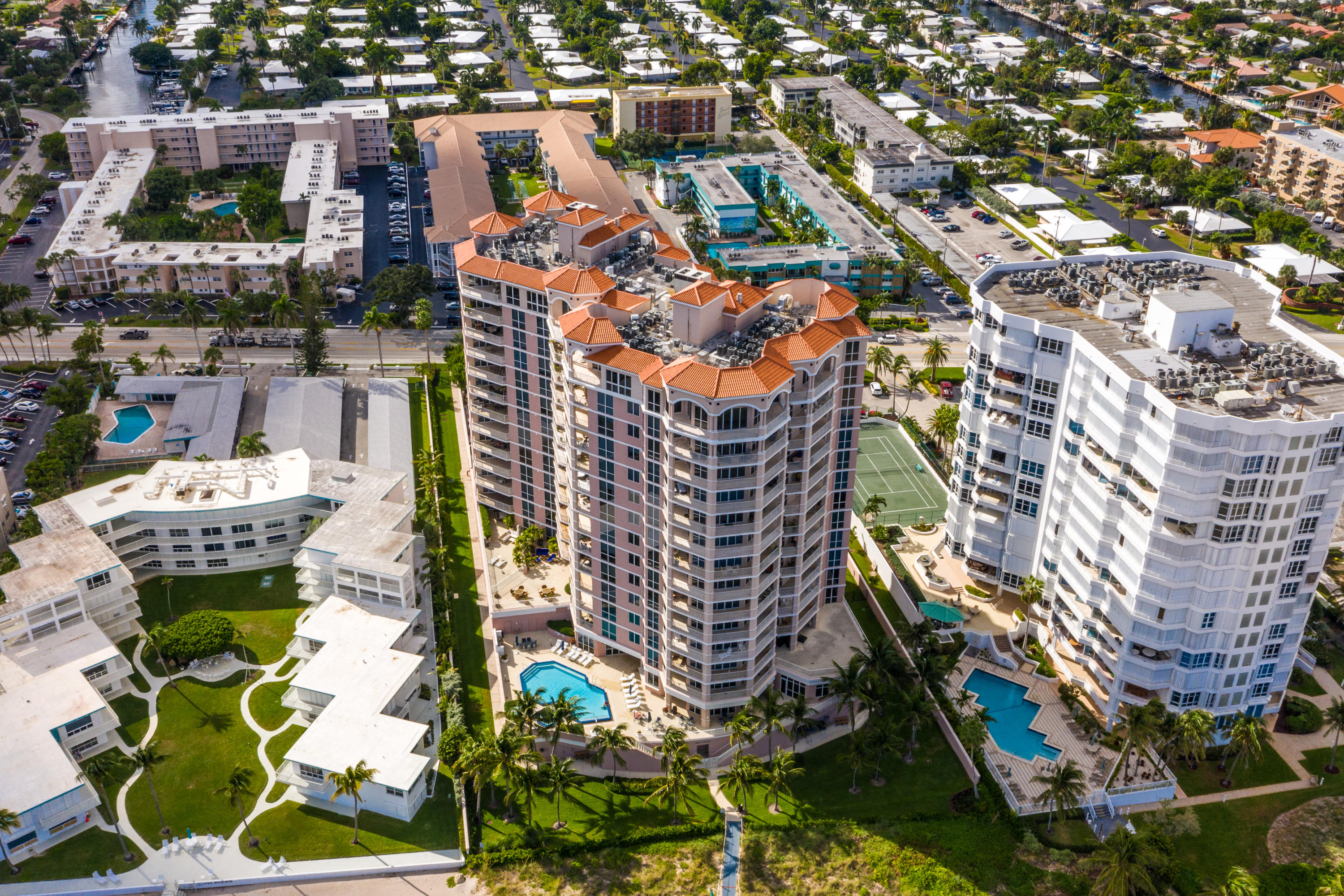 EUROPA LAUDERDALE BY THE SEA FLORIDA