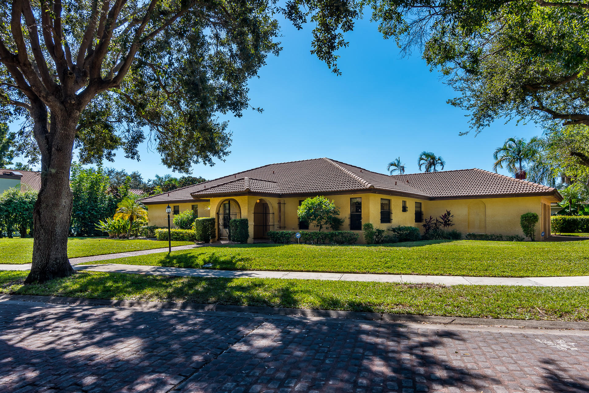 Home for sale in Whispering Woods Boca Raton Florida