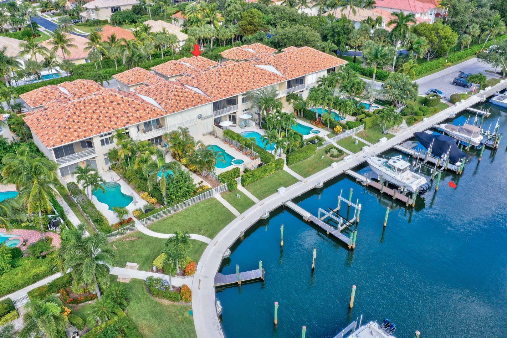 Home for sale in Harbour Point Townhomes North Palm Beach Florida