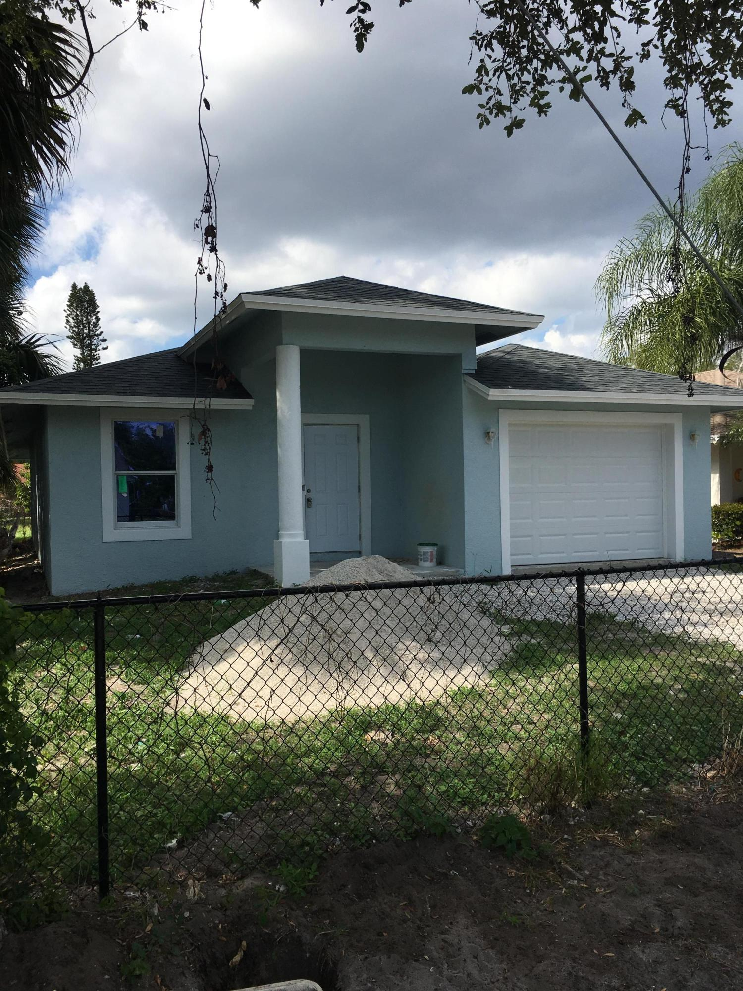 Home for sale in HARTLEYS SUB UNREC West Palm Beach Florida