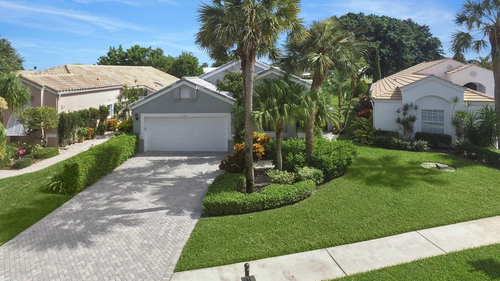11817 Fountainside Circle Boynton Beach, FL 33437 photo 1