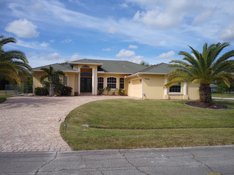 5402 NW Nassau Court, Port Saint Lucie, Florida
