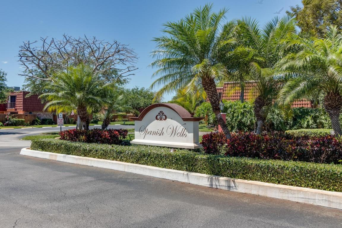 Home for sale in SPANISH WELLS CONDO II Delray Beach Florida