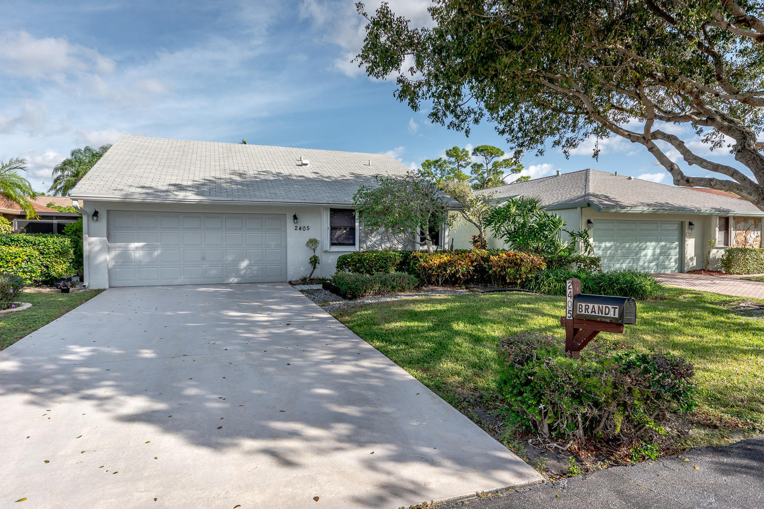 Home for sale in RAINBERRY BAY SEC 9 Delray Beach Florida