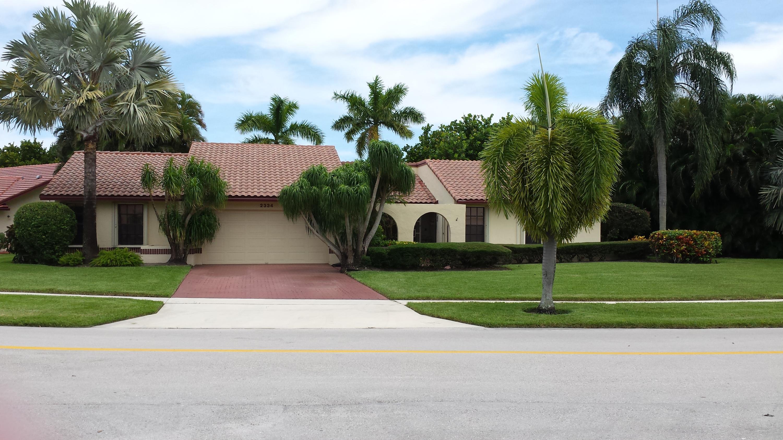2334 SW 23rd Cranbrook Drive Boynton Beach, FL 33436