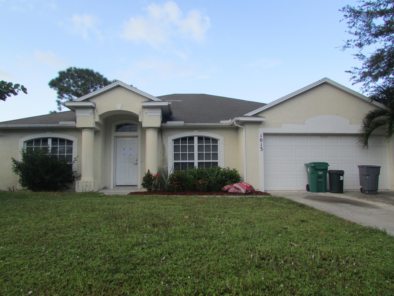 1013 SW Coleman Avenue - Port St Lucie, Florida