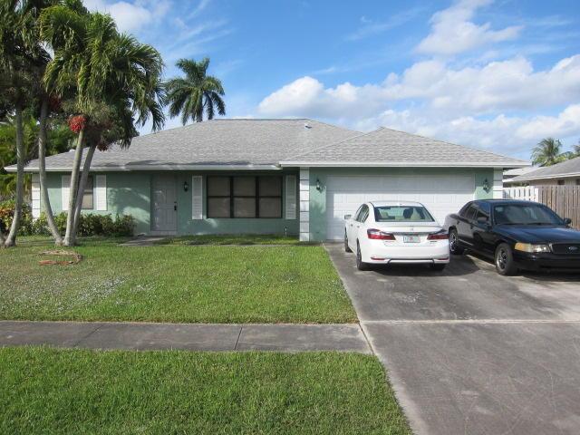 7330 Woodland Creek Lane Lake Worth, FL 33467
