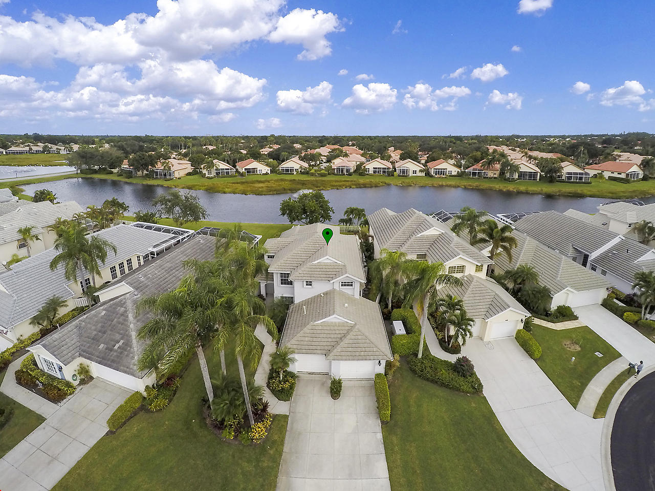 Home for sale in MASTERS AT EAGLETON 1 Palm Beach Gardens Florida