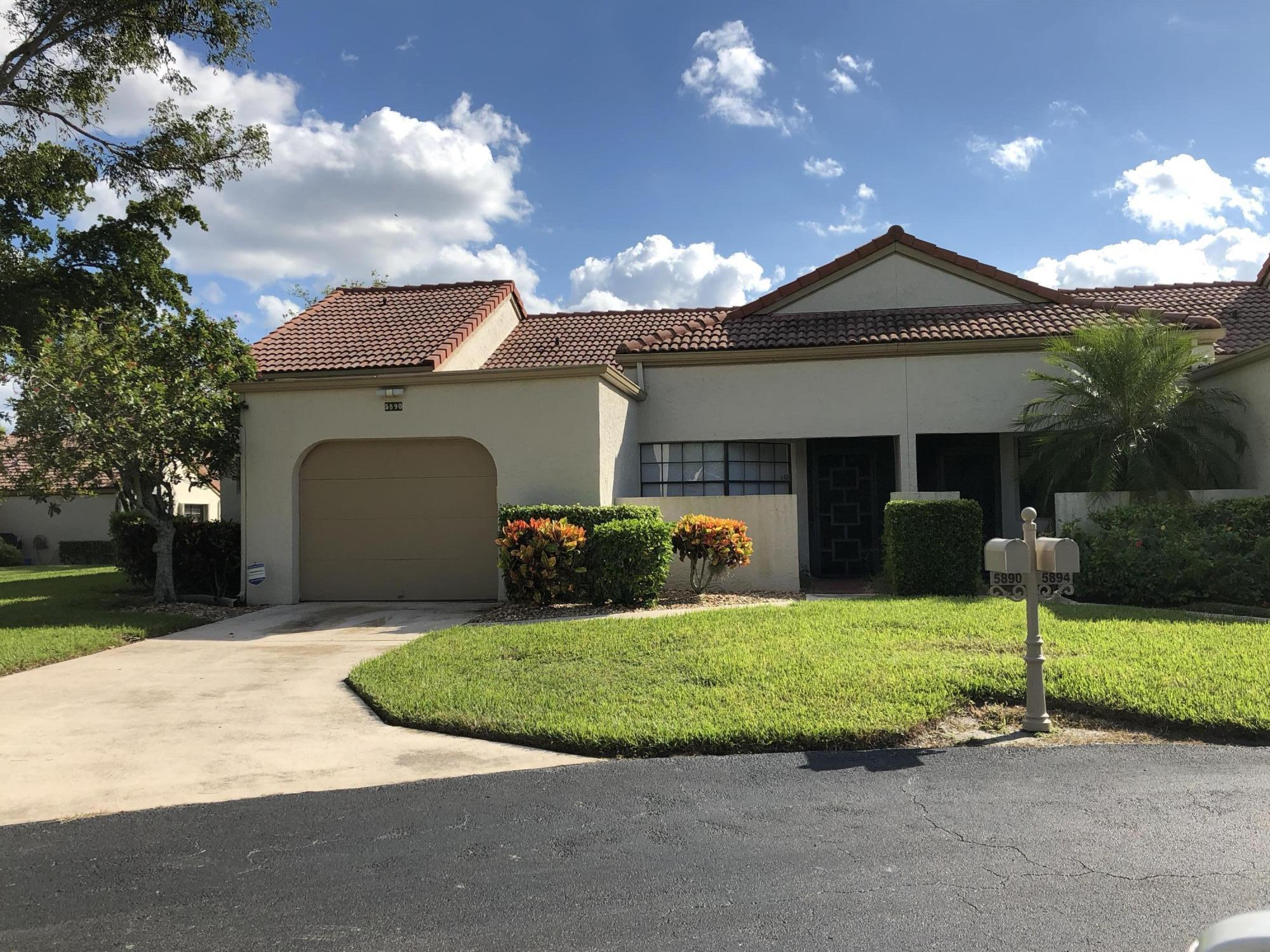 Home for sale in PARKWALK 2 Boynton Beach Florida