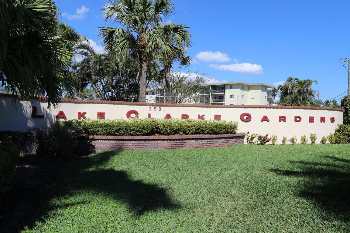 2724 Garden Drive 308 Lake Worth, FL 33461
