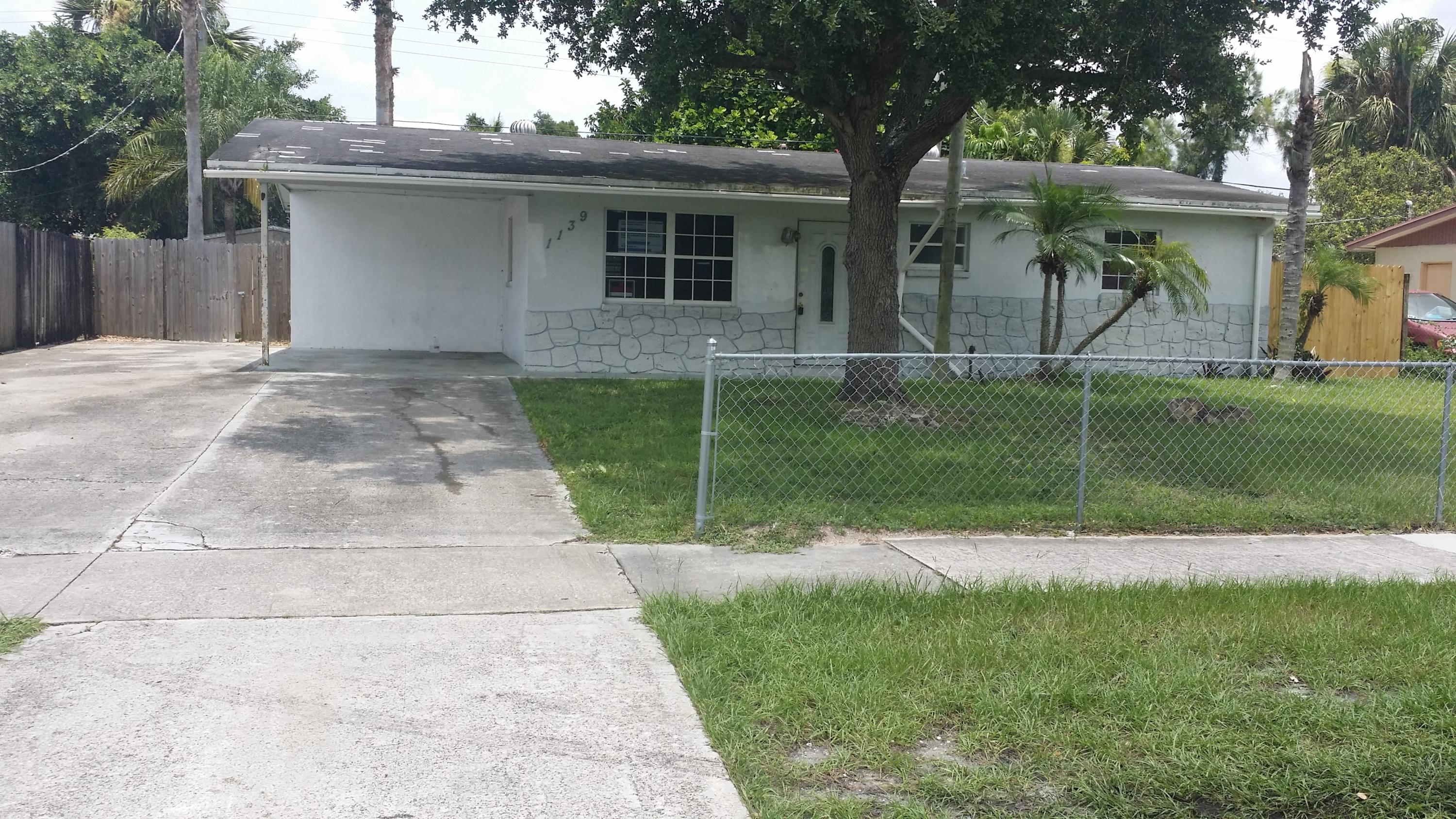 1139 Drexel Road West Palm Beach, FL 33417