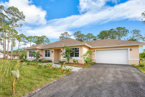 LOXAHATCHEE  ACREAGE home