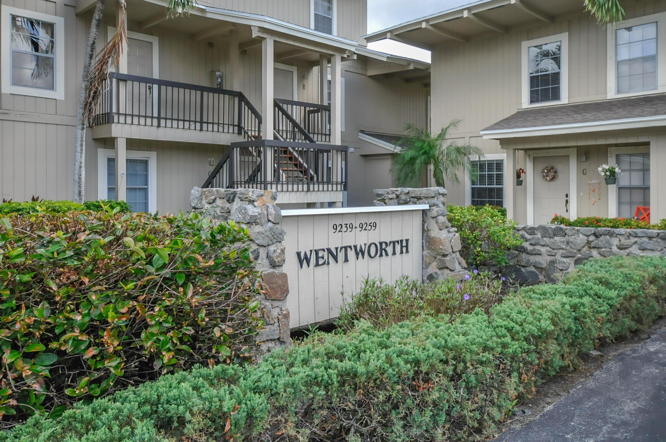 9239 Riverfront Terrace Wentworth E, Tequesta, Florida 33469, 2 Bedrooms Bedrooms, ,2.1 BathroomsBathrooms,A,Condominium,Riverfront,RX-10478296