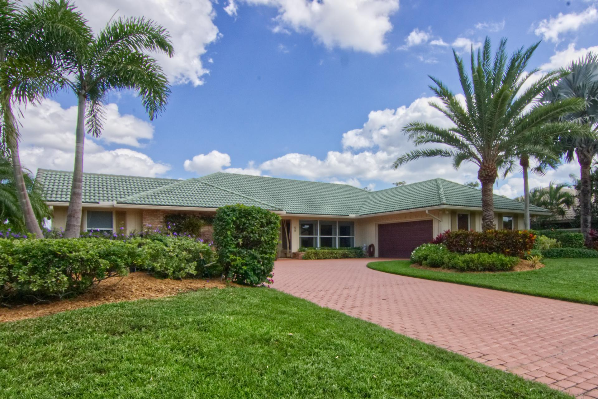 Home for sale in Marlwood Estates - Pga National Palm Beach Gardens Florida
