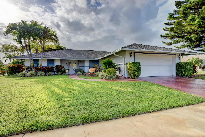 3852  Black Forest Circle, Boynton Beach in Palm Beach County, FL 33436 Home for Sale