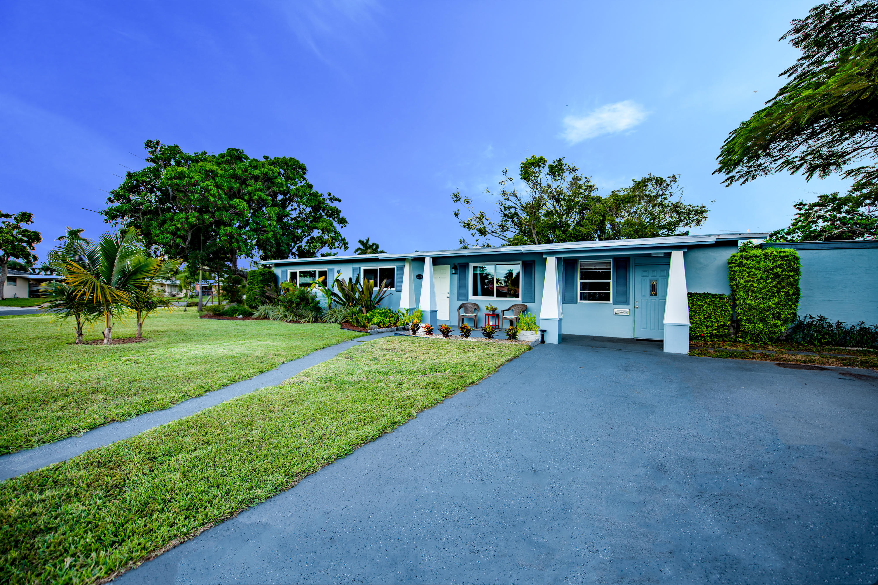 Home for sale in Beachway Estates Pompano Beach Florida