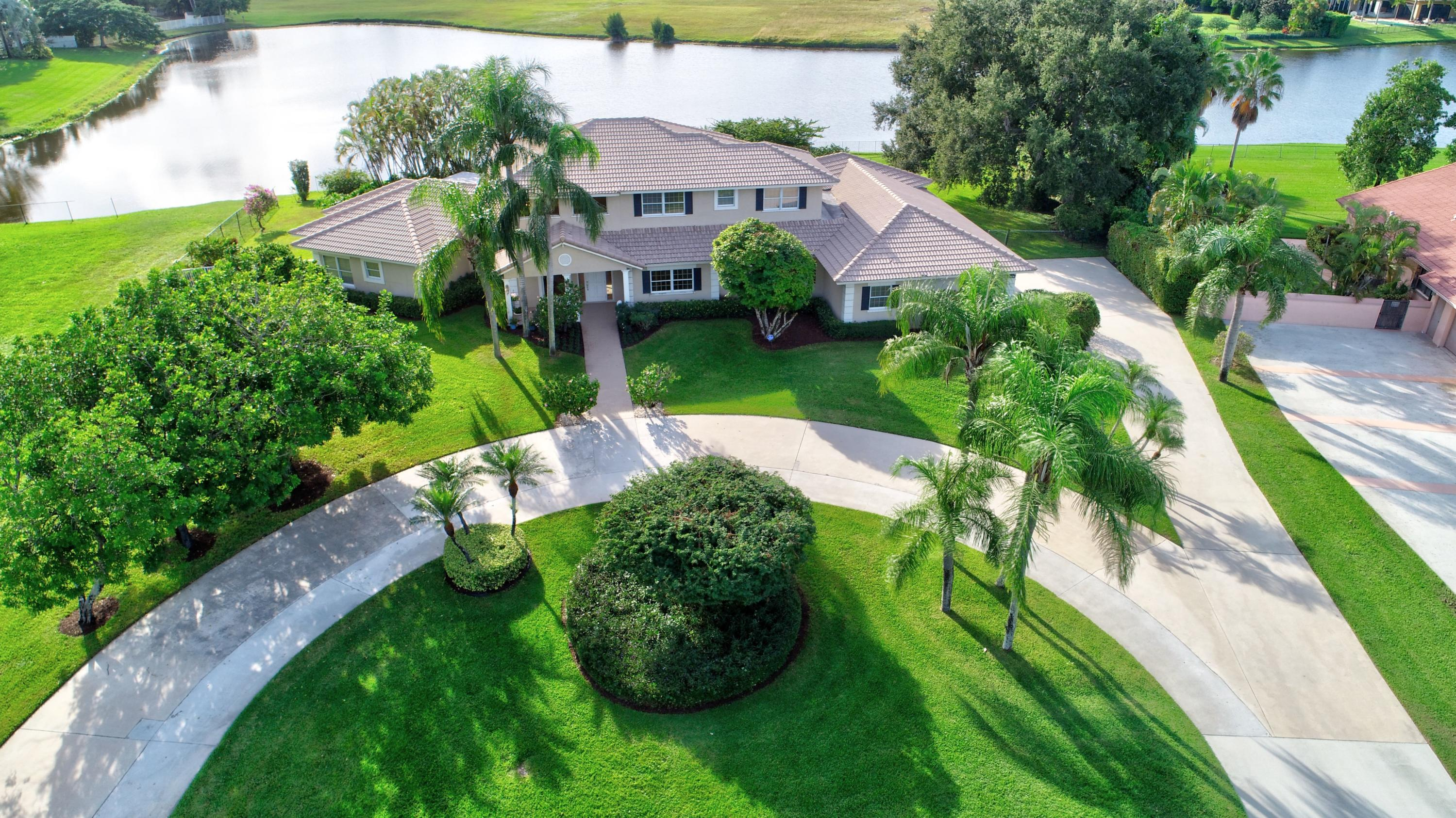 Home for sale in Delray Lakes Estates Delray Beach Florida