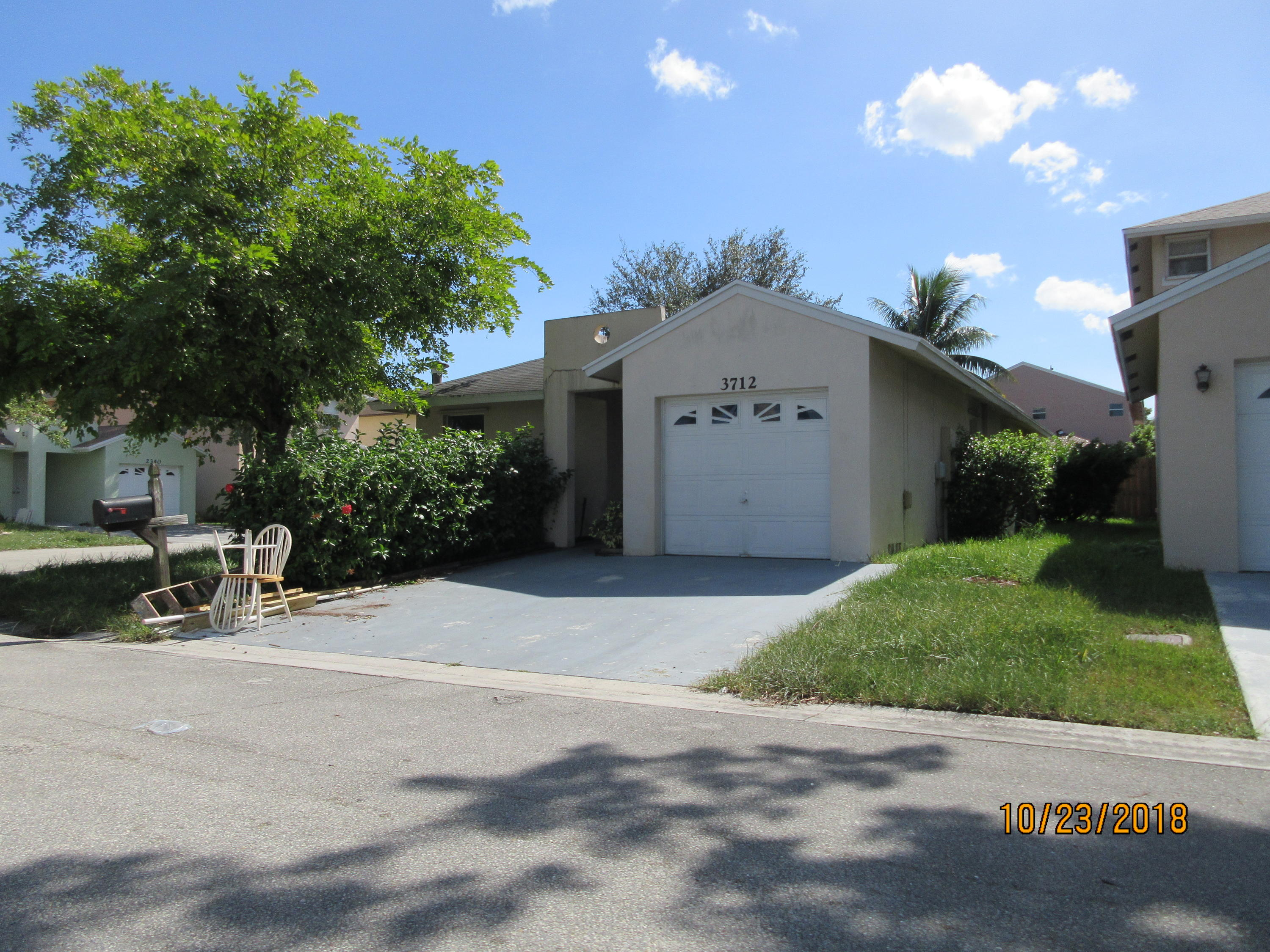 Home for sale in CENTURA PARC AT COCONUT CREEK Coconut Creek Florida