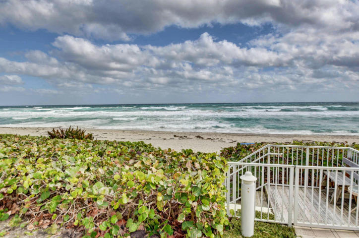 Home for sale in Highlands Place Highland Beach Florida