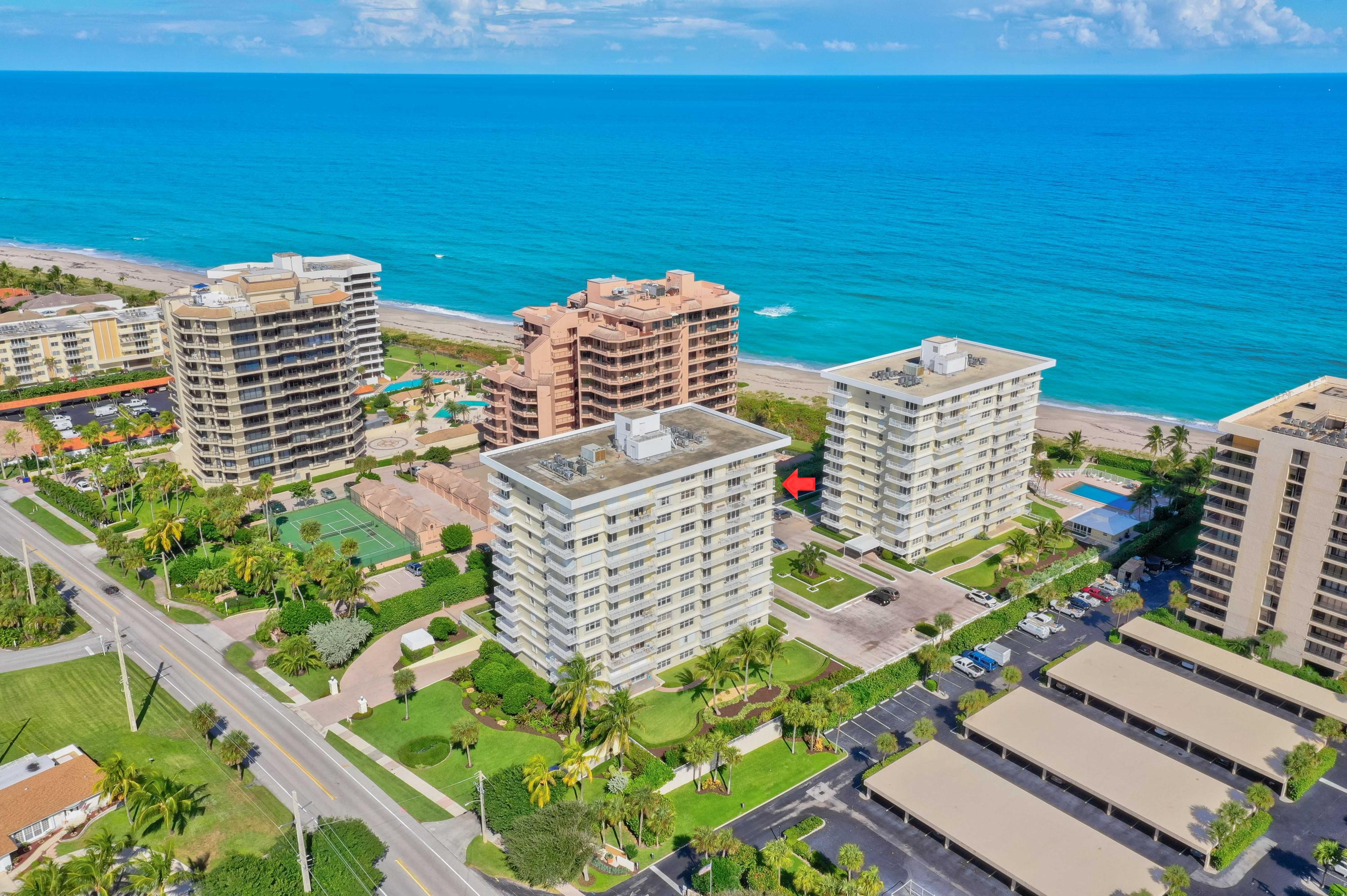 Home for sale in Brigadoon Condo Juno Beach Florida
