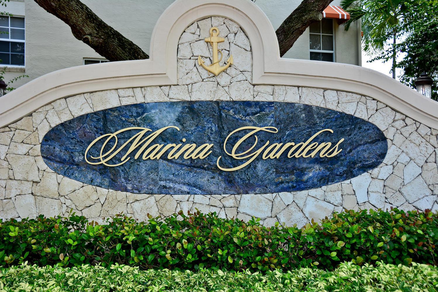 MARINA GARDENS HOMES