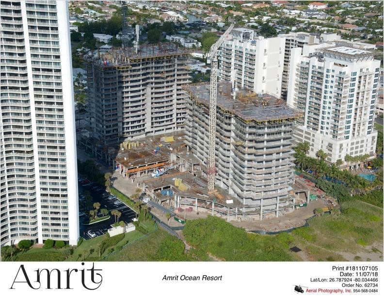 AMRIT OCEAN RESORT AND RESIDENCES II CONDOMINIUM