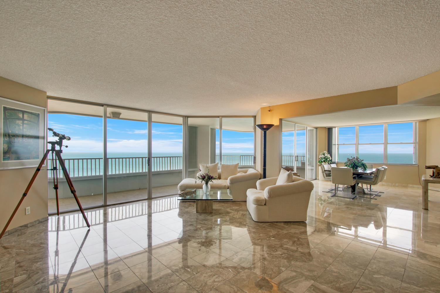 Home for sale in Corniche Singer Island Florida
