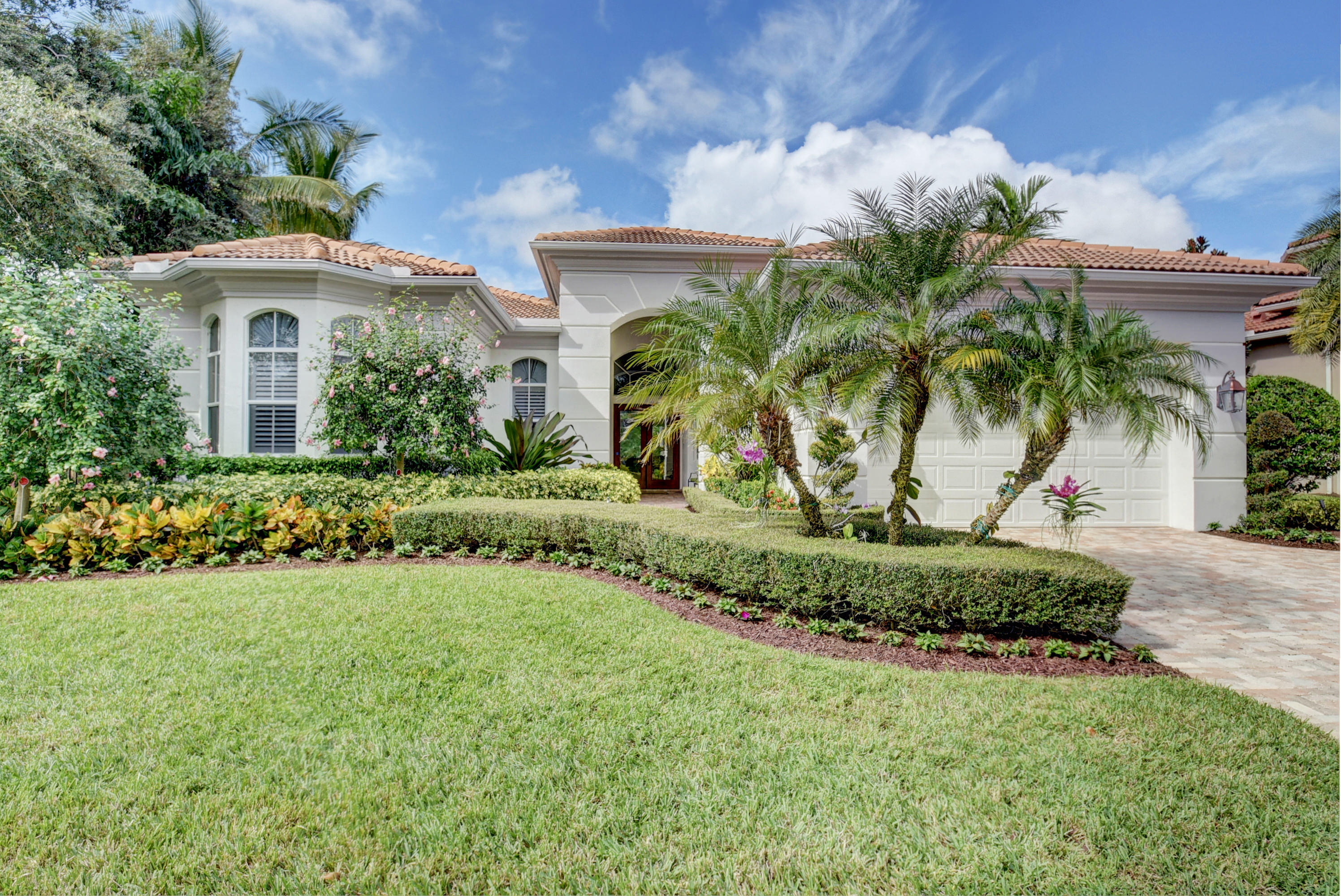 New Home for sale at 705 Cote Azur Drive in Palm Beach Gardens