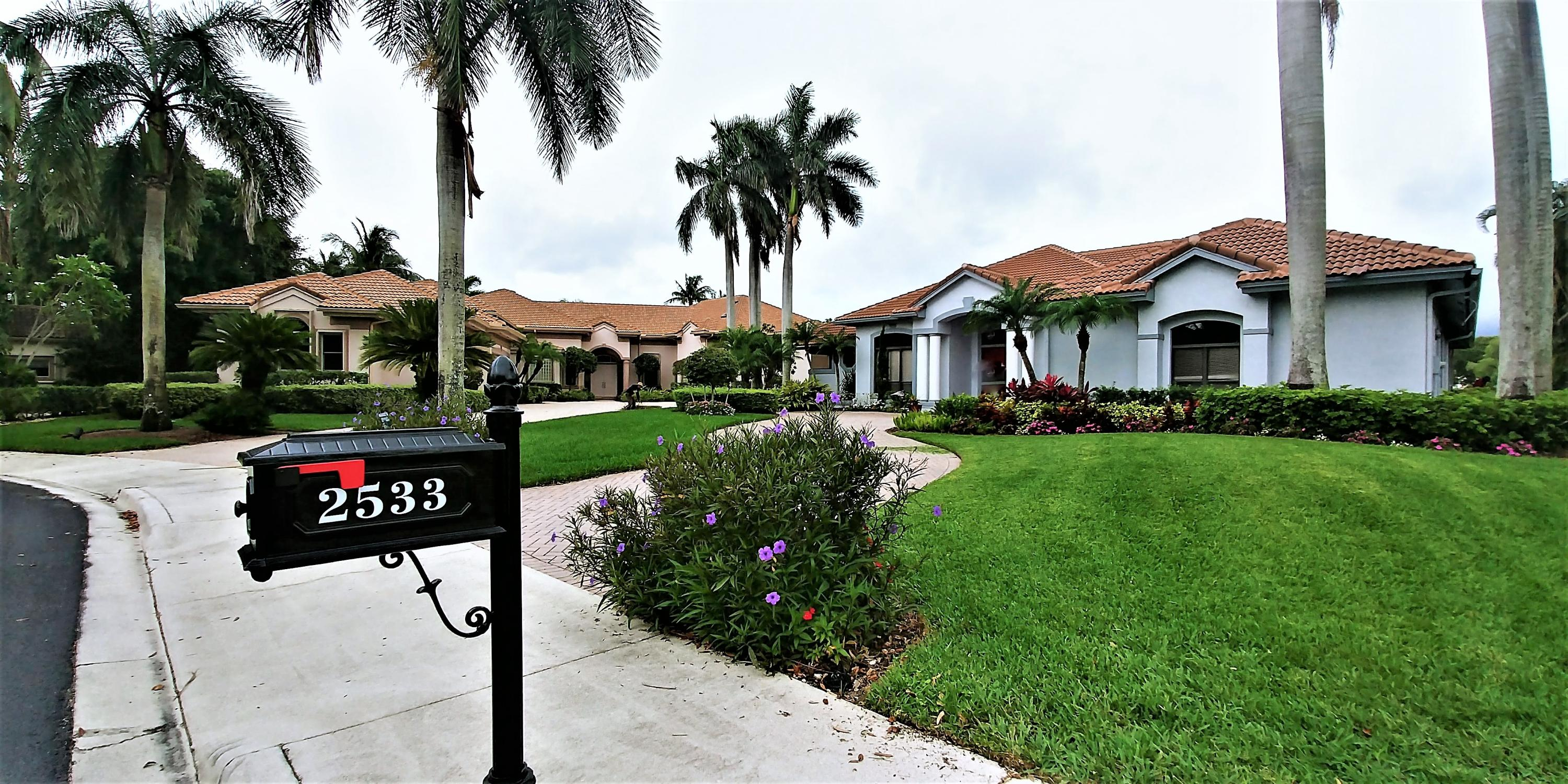 WEST PALM BEACH HOMES