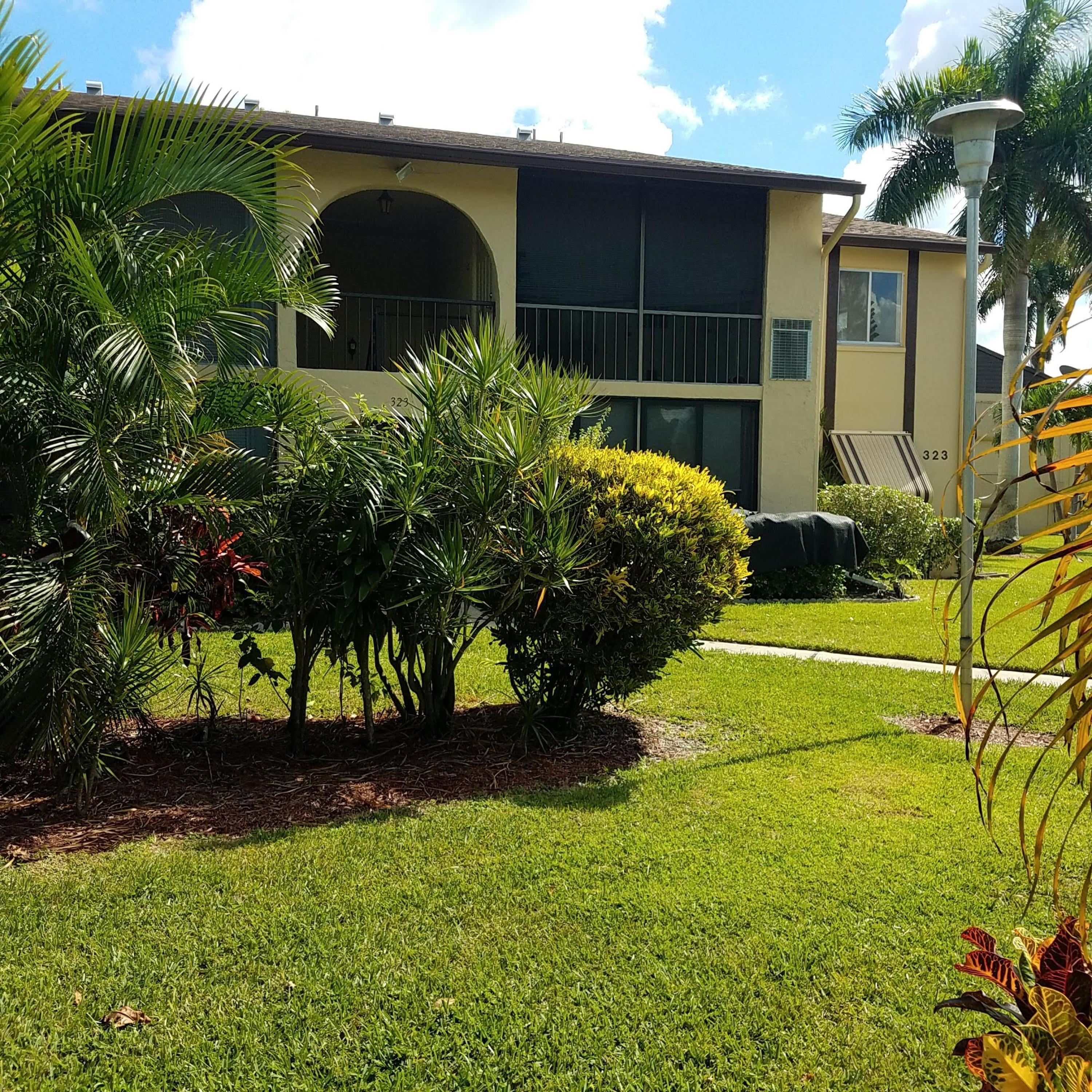 Home for sale in PINE RIDGE III CONDO Greenacres Florida