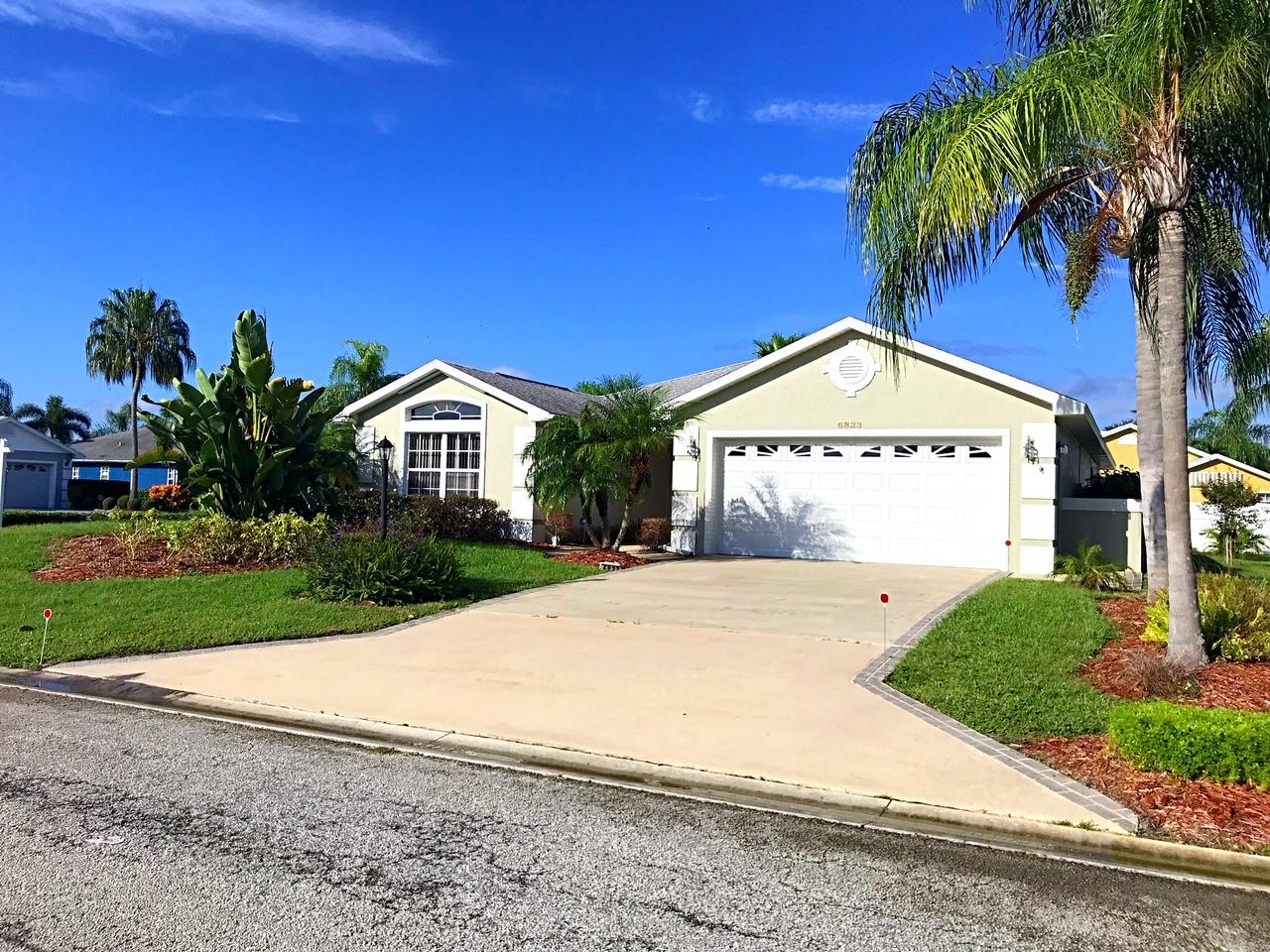Home for sale in Oleander Pines Port Saint Lucie Florida